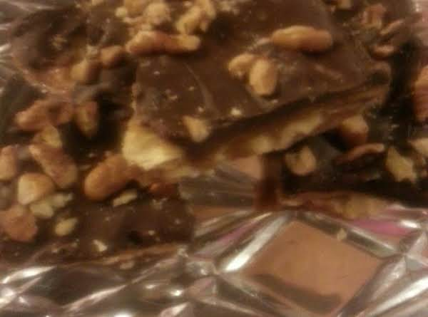 Saltine Candy Bark Recipe