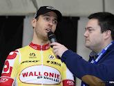 Kevyn Ista se fait taper sur les doigts par l'UCI