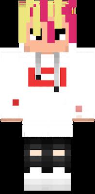 skin para minecraft