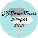XI Feria Tapas Burgos 2015 icon