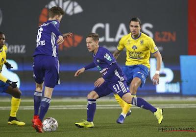 Alexandre Teklak critique la politique des jeunes du Sporting Anderlecht