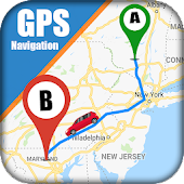 GPS Maps, Directions 2019 - GPS Driving Navigation