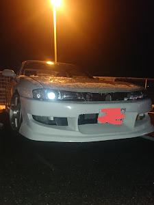 シルビア S14 s14後期k'sのバンパーのカスタム事例画像 かいりさんの2018年01月29日16:08の投稿