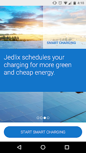 Jedlix #ichargesmart (Beta)- screenshot thumbnail