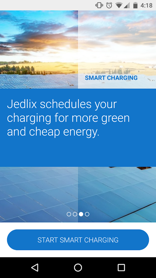 Jedlix #ichargesmart (Beta)- screenshot