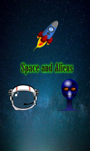 Space Games For Kids: Aliens