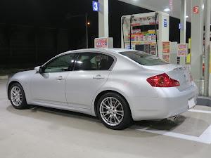 スカイライン PV36 350GTタイプS 2007年式のカスタム事例画像 ひび@CAR'Sさんの2018年12月07日02:07の投稿