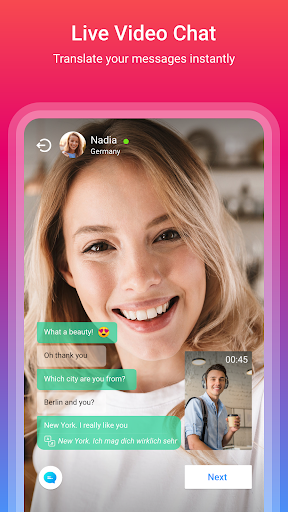 Waplog - Free Dating app - Meet & Live Video Chat 3.26 screenshots n 1