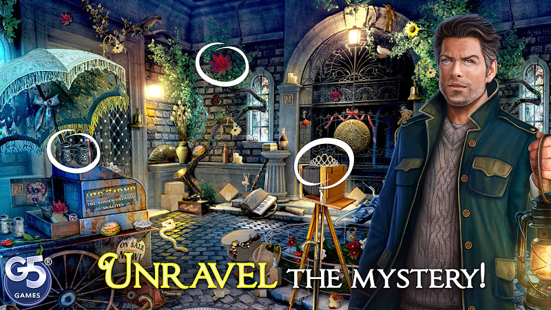 Hidden City: Hidden Object Adventure Screenshot 9