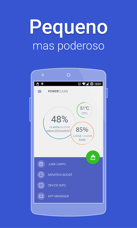 Power Clean - Imagem 1 do software