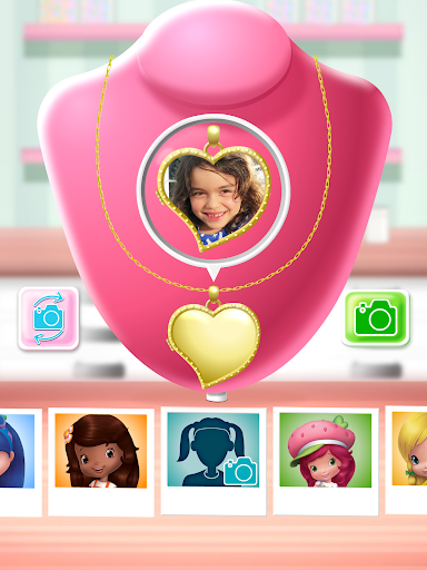 Strawberry Shortcake Pocket Lockets - screenshot