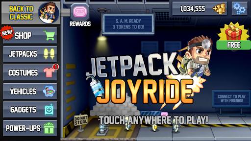 Jetpack Joyride 1.28.1 screenshots 15