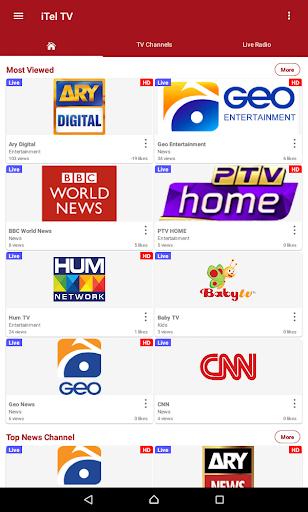 iTel TV - Watch Everything anywhere 1.09942 screenshots 9