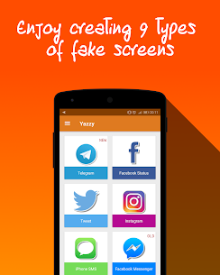 Yazzy (Fake Conversations) Apk  Download For Android 1