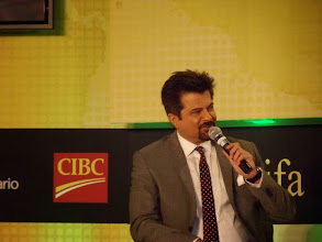 Photo: Anil Kapoor at IIFA in June 2011  http://canadaindiaeducation.com/introduction/media-outreach