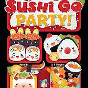 Sushi Go Party!