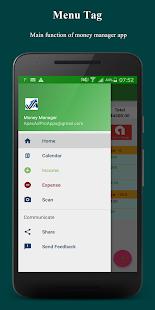 Apex Inc Money Manager Lite - náhled