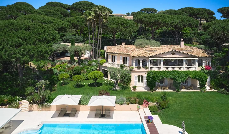Propriété avec jardin Saint-Tropez