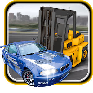 Real City Forklift Challenge for PC and MAC