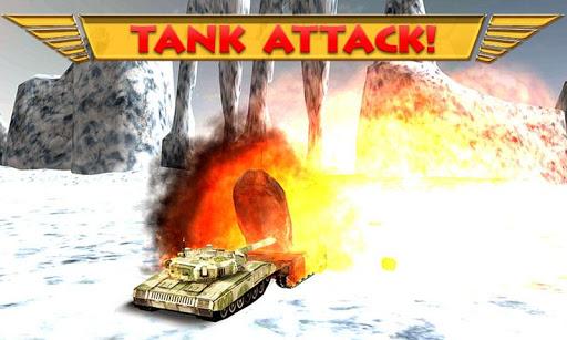 第二次世界大战: 坦克战斗 3D