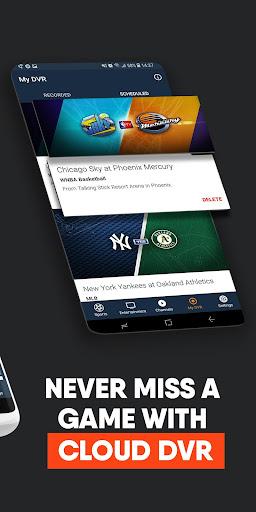 fuboTV - Live Sports & TV Screenshot