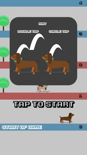 Puppy Jump - Husky Hero Run