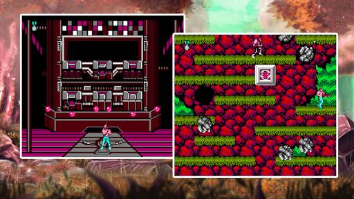 Dragon Brothers: Jungle Attack Gryzor screenshots 1