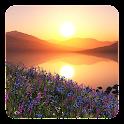 Lake Sunset Live Wallpaper icon