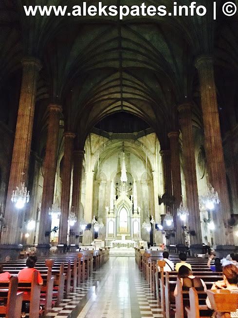 Visita Iglesia, Visita Iglesia 2017, Basílica Menor de San Sebastián, San Sebastian Church