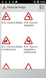 Road signs Portugal - náhled