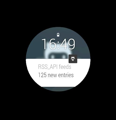 RSS API