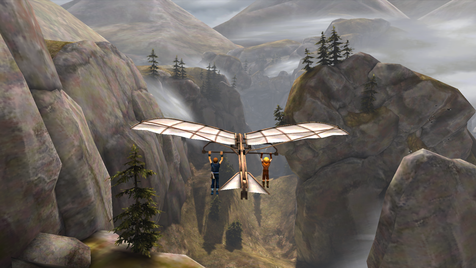 Brothers: A Tale of Two Sons: screenshot
