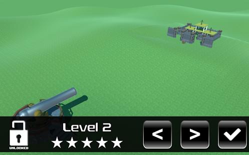 Stickman War Cannon Power - náhled