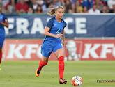 Amandine Henry (Lyon) mise à l'honneur par la France