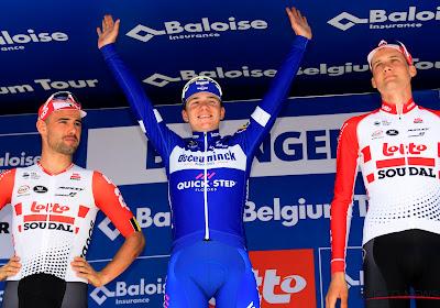 Tour de Belgique: les éloges de Tom Boonen à Remco Evenepoel