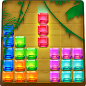 Jungle Jewel Block Puzzle