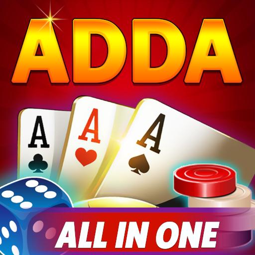 Adda : Rummy , Callbreak ,Solitaire & 29 Card Game