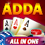 Adda : Callbreak , Rummy ,Solitaire & 29 Card Game
