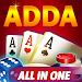 Adda : Rummy , Callbreak ,Solitaire & 29 Card Game icon