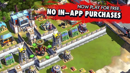Zombie Anarchy: Survival Strategy Game APK screenshot thumbnail 1