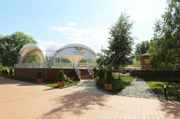 Фото №11 зала Белоснежный шатер «Граф Орлов»