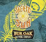 Bur Oak Sacred Sun Saison