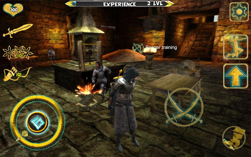 Ninja Samurai Assassin Hero IV Medieval Thief 1.1.4 screenshots 20