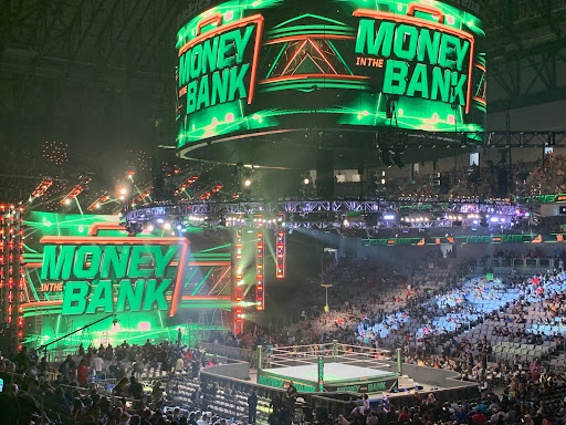 Back On The Road – Getting to Experience WWE Money in the Bank, Raw and AEW Dynamite Live Again by Kurt Zamora
