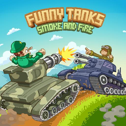 Funny Tanks APK Cracked Download