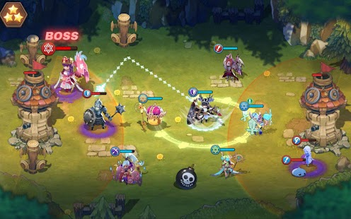Clash of Knights Screenshot