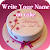 Cake with Name wishes - Write Name On Cake file APK for Gaming PC/PS3/PS4 Smart TV