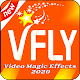 VFLy-Magic video effects, Video Status Maker