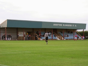 Photo: 23/08/05 v Harrowby United (UCL Premier Division) 2-3 - contributed by Leon Gladwell