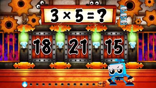 Math Ninja -Times Table-
